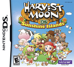 Harvest Moon DS: Sunshine Islands