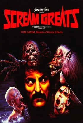 Scream Greats, Volume I: Tom Savini