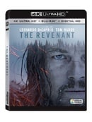 The Revenant [4K UHD Blu-ray]
