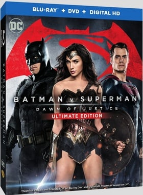 Batman v Superman: Dawn of Justice (Ultimate Edition)