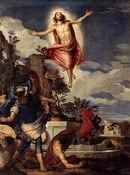 Paolo Veronese: Resurrection of Christ