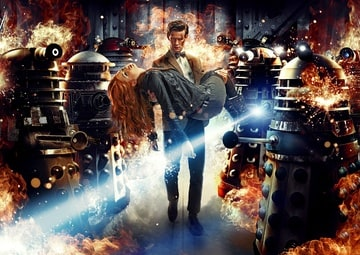 Asylum of the Daleks (season 7)