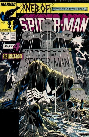 Web of Spider-Man #32