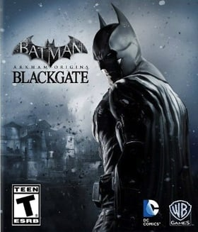 Batman: Arkham Origins - Blackgate - Deluxe Edition