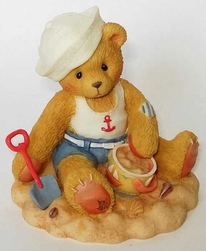 Cherished Teddies: Gregg -