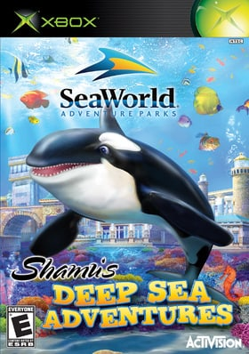 Shamu's Deep Sea Adventure (SeaWorld Adventure Parks)