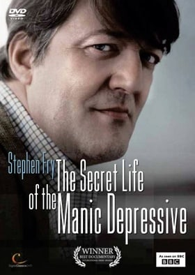 Stephen Fry: The Secret Life of the Manic Depressive