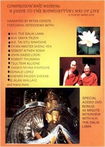 Compassion and Wisdom: A Guide to the Bodhisattva's Way of Life