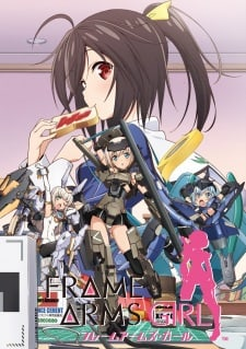 Frame Arms Girl - From MyAnimeList