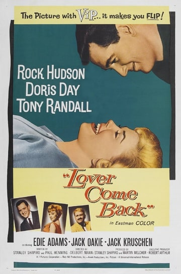 Lover Come Back                                  (1961)