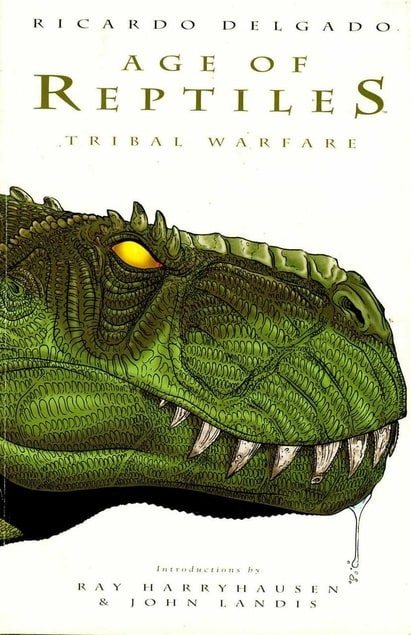 Age of Reptiles: Tribal Warfare