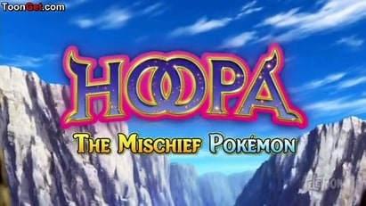Pokemon: Hoopa, The Mischief of Pokemon (2015)