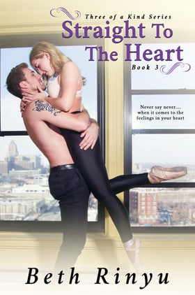 Straight To The Heart (Three of a Kind #3)