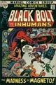 Amazing Adventures: Black Bolt and the Inhumans 9