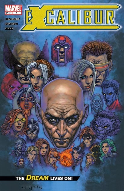 Excalibur (2004 3rd Series) 	#1-14 	Marvel 	2004 - 2005