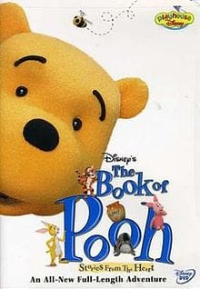 The Book of Pooh Stories from the Heart