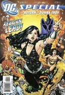 DC Special The Return of Donna Troy (2005) #1-4 DC 2005