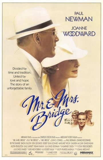 Mr.  Mrs. Bridge