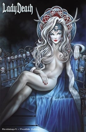 Lady Death: Revelations