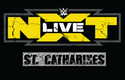 NXT Live Event - St. Catharines, Ontario, Canada