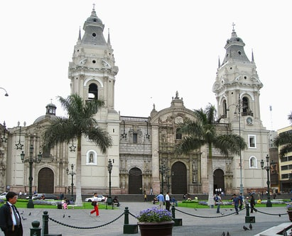 Cathedral Basilica of St. John the Apostle and Evangelist, Lima