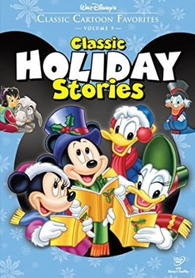 Classic Cartoon Favorites, Vol. 9 - Classic Holiday Stories (The Small One/Pluto's Christmas Tree/Mi