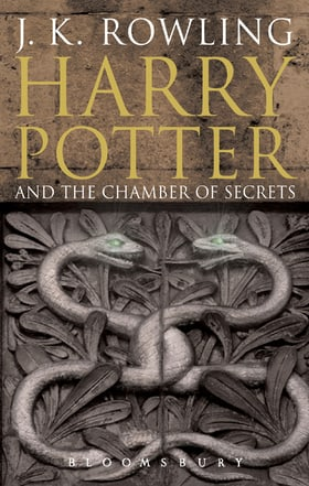 Harry Potter and the Chamber of Secrets (Adult Edition, Book 2)