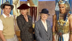 """""""Agatha Christie's Marple"""" The Mirror Crack'd from Side to Side"""