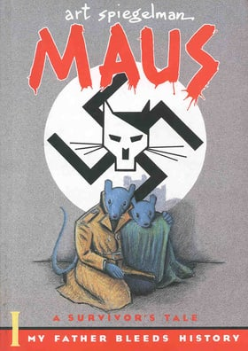 Maus I: A Survivor's Tale - My Father Bleeds History
