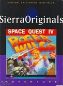 Space Quest IV: Roger Wilco and the Time Rippers (CD Edition)