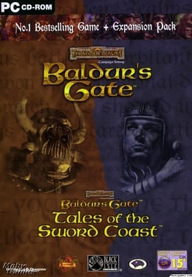 Baldur's Gate & Tales of the Sword Coast (Bundle)