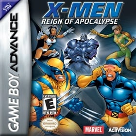 X-Men : Reign of Apocalypse