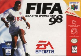 FIFA: Road To World Cup '98