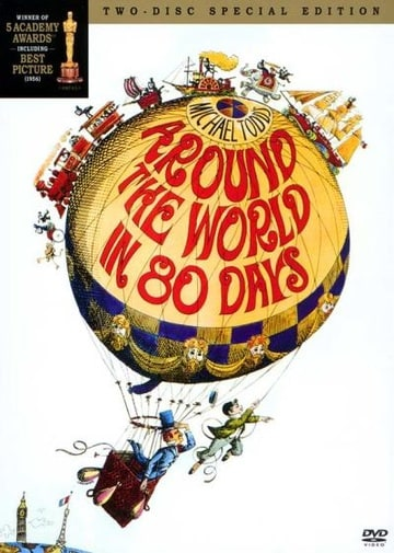 Around the World in 80 Days (Two-Disc Special Edition)