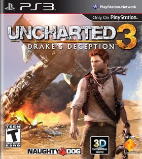 Uncharted 3: Drake's Deception (Duplicate)