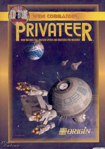 Wing Commander: Privateer (CD-ROM Edition)