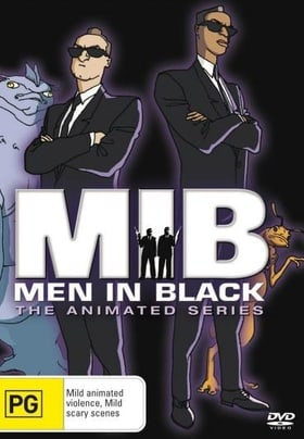 Men in Black: The Series