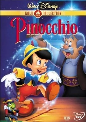 Pinocchio (Disney Gold Classic Collection)