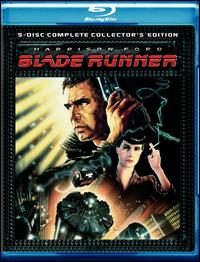 Blade Runner: 5-Disc Complete Collector's Edition [Blu-ray]