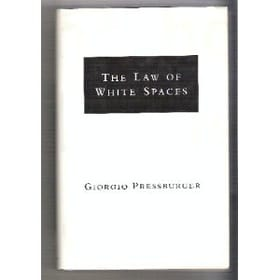 The Law of White Spaces
