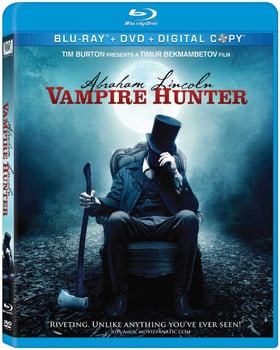 Abraham Lincoln: Vampire Hunter (+ DVD and Digital Copy)
