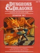 Dungeon And Dragons Fantasy Roleplaying Game Starter Set Red Box