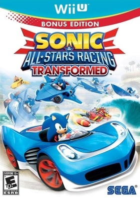 Sonic & All-Stars Racing Transformed: Bonus Edition