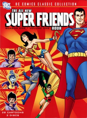 The All-New Super Friends Hour                                  (1977-1978)
