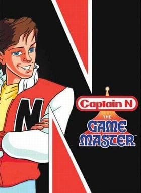 Captain N: The Game Master                                  (1989-1991)