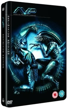 Alien Vs. Predator - Definitive Edition Steelbook