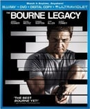 The Bourne Legacy (Two-Disc Combo Pack: Blu-ray / DVD/ Digital Copy / UltraViolet)
