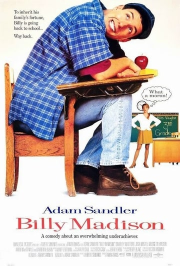 Billy Madison (1995)