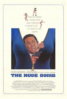 Maxwell Smart and the Nude Bomb