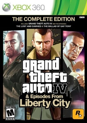 Grand Theft Auto IV: The Complete Edition